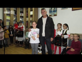 Berkovići: Na Svetosavskoj akademiji dodijeljene nagrade najboljim literarcima (VIDEO)