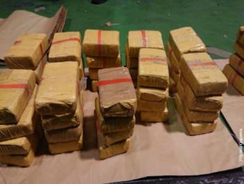 Zapljena preko 30 kilograma heroina na Gradini