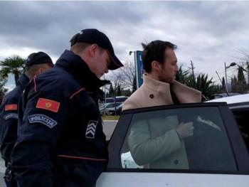 Masovna hapšenja učesnika litija u Crnoj Gori (VIDEO)