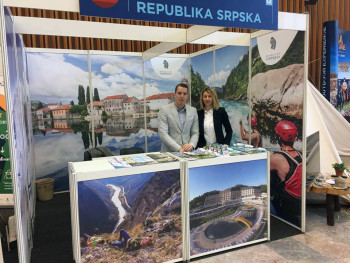 Na sajmu u Ljubljani predstavljena turistička ponuda grada