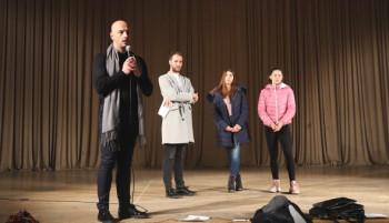 Sonja Babić i Olivera Kovačević u muzičkom takmičenju 'Ritam Evrope'