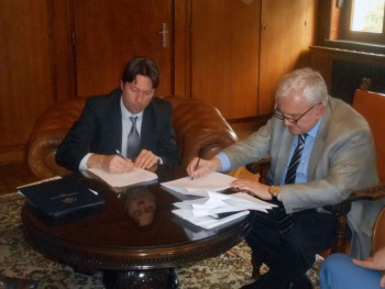 Fočanski Medicinski fakultet potpisao tri sporazuma o saradnji