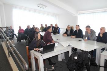 U Nevesinju predstavljen projekat rekonstrukcije zgrade za ustanove kulture i Spomen sobu
