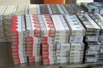 U Nevesinju oduzeto 5150 paklica cigareta