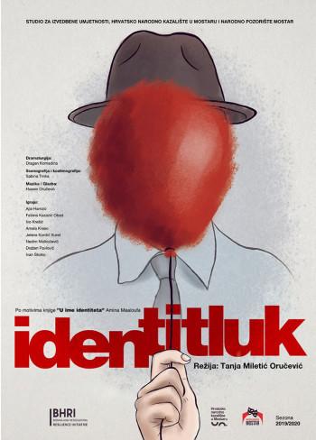 Najava: Pozorišna predstava 'Identitluk'