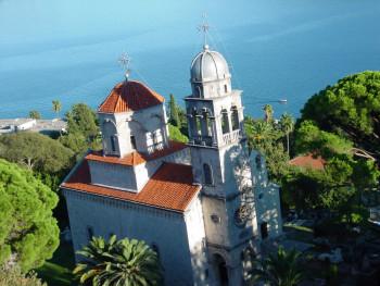 Манастир у Мељинама између неба, земље и мора чува трагове Светог Саве