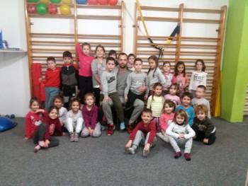 Bileća: Korektivnu gimnastiku pohađa 60 djece i 20 odraslih