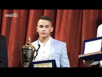 Igor Đurica najbolji sportista Trebinja (VIDEO)