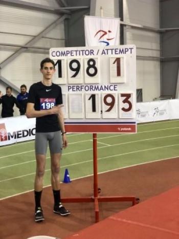 Marko Šuković ponovo obara rekorde