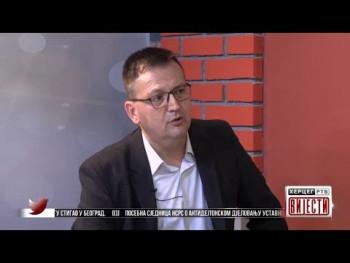 Gost Vijesti u 16.30: Željko Ratković, direktor Direkcije za investicije ERS-a (VIDEO)