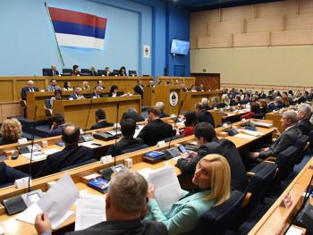Parlament Srpske: Strane sudije moraju da odu iz Ustavnog suda BiH