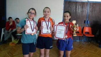 Stoni tenis: Fočanka najbolja u Srpskoj