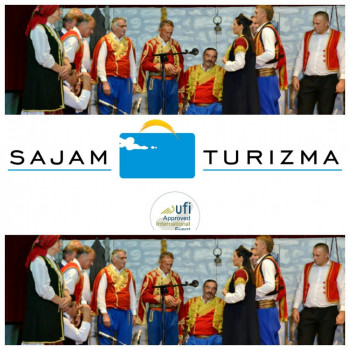 Predstavljanje Bileće na Međunarodnom beogradskom sajmu turizma