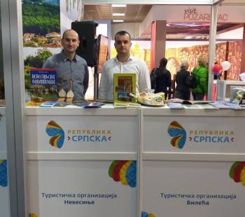 Turistička ponuda Nevesinja na Beogradskom sajmu
