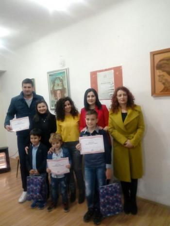 Награђени читаоци народне библиотеке 'Владимир Гаћиновић'