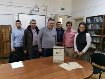 Biološki fakultet u Beogradu i nevesinjski Srednjoškolski centar uspostavljaju saradnju