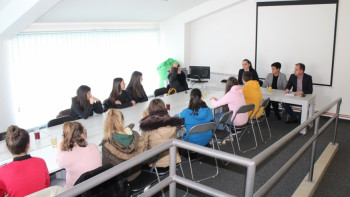 Nevesinje: Članovi Savjeta učenika posjetili Opštinsku upravu