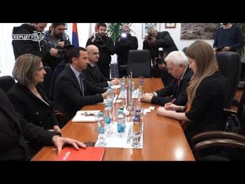 Turizam, poljoprivreda i kultura ključne teme sastanka Ivancova i Ćurića (VIDEO)