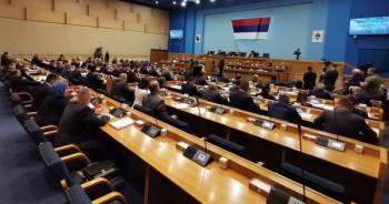 Парламент Српске подржао вето српског члана Предсједништва БиХ