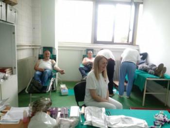 DDDK 'Sv. Simeon Mirotočivi' proslavilo krsnu slavu i organizovalo akciju dobrovoljnog davalaštva krvi