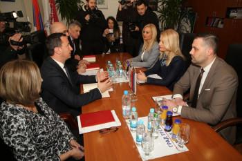 Ћурић, Тривић – Подршка Министарства просвјете и културе неће изостати ни у 2020. (ФОТО)