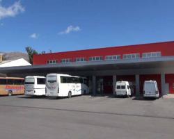 U Trebinju autobuska i putnici čekaju