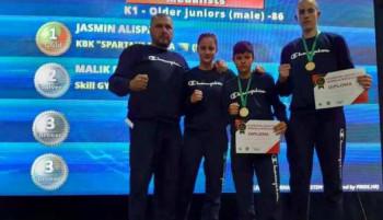Gacko: Kik-bokseri otvorili sezonu sa dva zlata