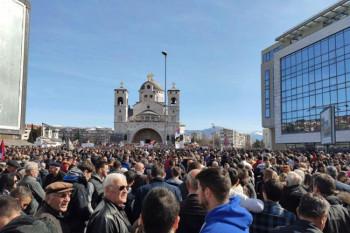 Državni organi Crne Gore počeli popis dobara Srpske pravoslavne crkve