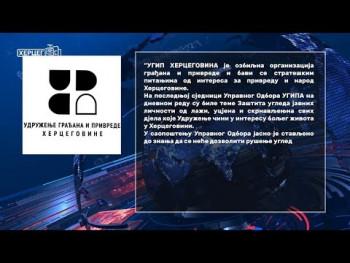 Demanti UGIP-A na tekst Nebojše Vukanovića (VIDEO)