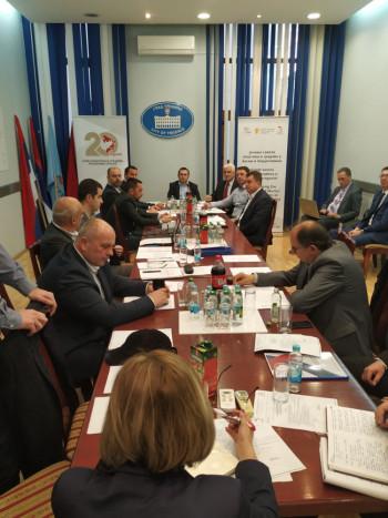 Trebinje: Održana 68. sjednica Saveza opština i gradova Republike Srpske