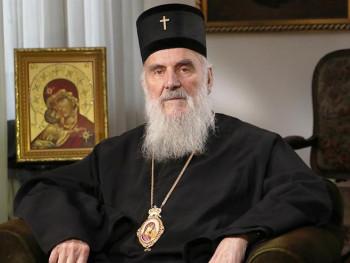 Patrijarh Irinej: Ima indicija da može da se prolije krv u Crnoj Gori