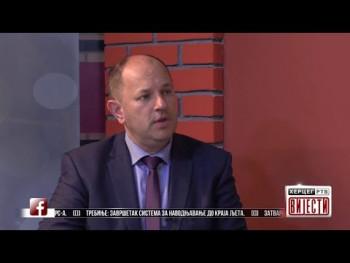 Gost Vijesti u 16.30: Luka Petrović- generalni direktor ERS-a (VIDEO)