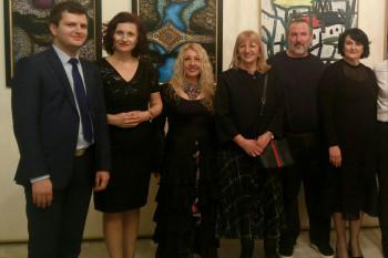 Djela srpskih umjetnika u Muzeju makedonske borbe  u Skoplju