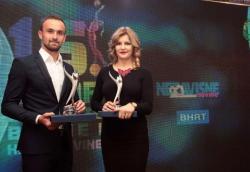 Aleksandra Samardžić izabrana za najboljeg sportistu BiH u ženskoj konkurenciji