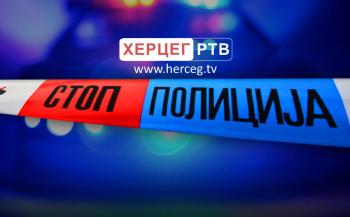 Trebinje: Prijavljen požar na putničkom automobilu