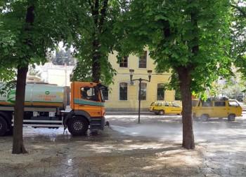 U ponoć počinje pranje saobraćajnica i pješačkih zona u Trebinju