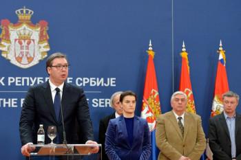 Srbija: Proglašeno vanredno stanje