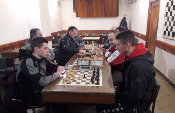 Sava Doder-pobjednik šahovskog turnira održanog u Gacku