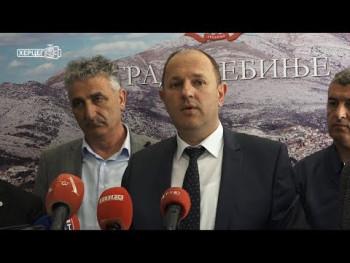 Trebinje: Održan sastanak Saveza opština istočne Hercegovine (VIDEO)