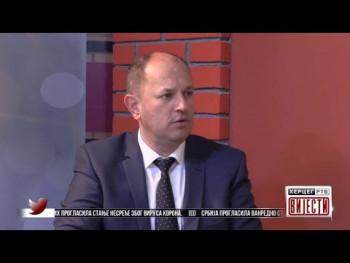 Gost Vijesti Luka Petrović, izvršni direktor Saveza opština istočne Hercegovine (16.03.2020.)