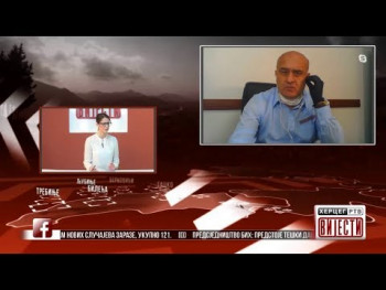 Gost Vijesti u 16.30: Stevan Bekan, načelnik Štaba za vanredne situacije (VIDEO)