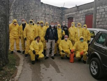 Počela nova dezinfekcija stambenih zgrada u Trebinju