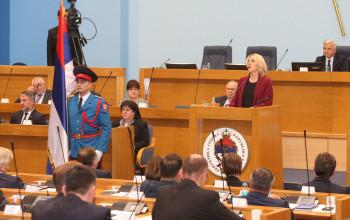 Српска иде у ванредно стање -Предсједник Републике преузима улогу парламента
