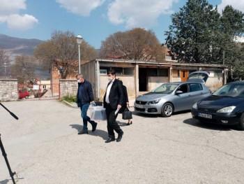 Uručen respirator Bolnici Trebinje, donacija hercegovačkog kneza Rodoljoba Draškovića