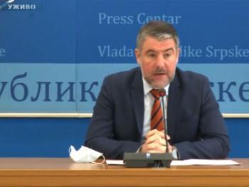 U Srpskoj jedan novi slučaj; Ukupno 201 zaražen