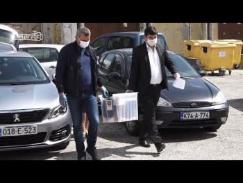 DRAŠKOVIĆEVA DONACIJA STIGLA U TREBINJSKU BOLNICU (30.03.2020.)