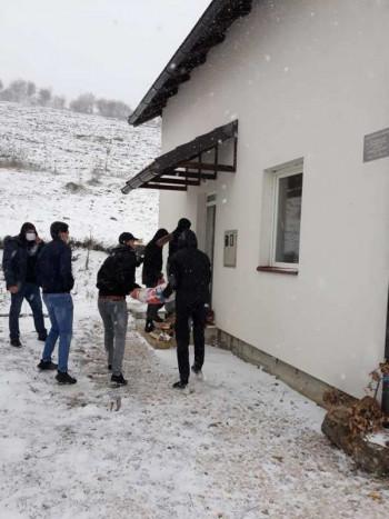 Gacko: Navijači 'Partizana' u humanitarnoj akciji