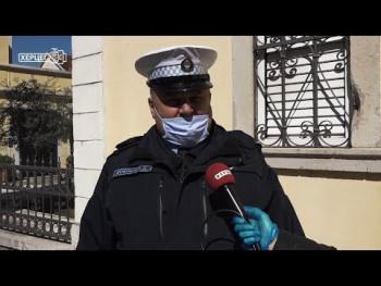 Policijski službenici PU Trebinje darovali krv (VIDEO)
