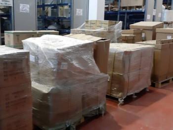 Kreće distribucija medicinske opreme iz Srbije