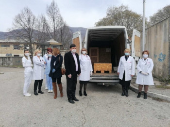Drašković bolnici donirao digitalni rendgen vrijedan 100.000 KM